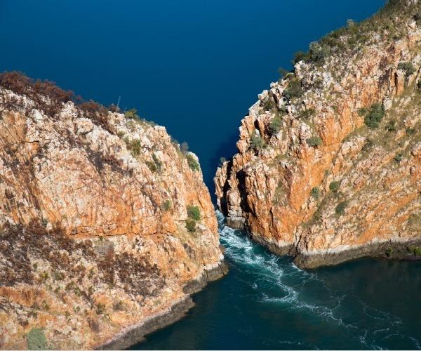 Horziontal Falls Kimberley