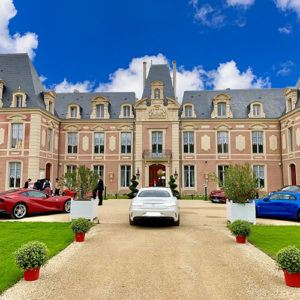 5 luxury chateau hotels in France