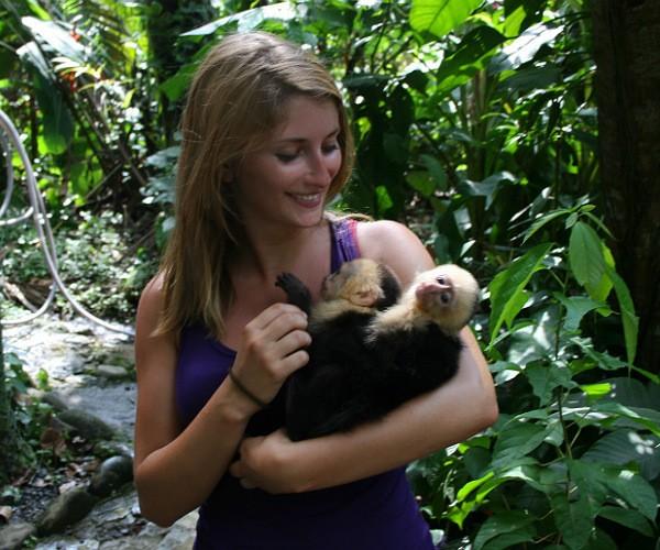 Luxury family volunteer trip Costa Rica