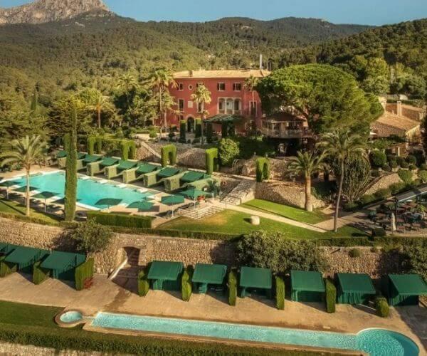 Gran Hotel Son Net in Mallorca