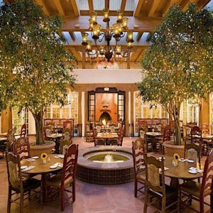 New Mexican dining in Santa Fe