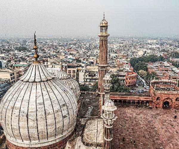 delhi view