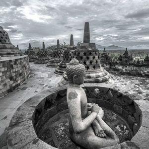Photograph of the week: Borobudur, Indonesia