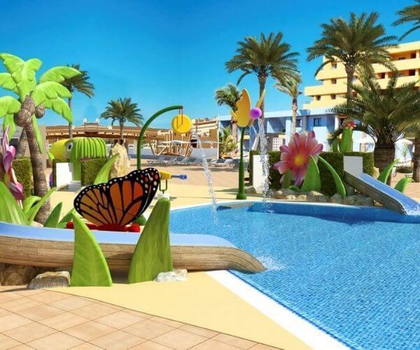 Iberostar Playa Gaviotas Park in Fuerteventura