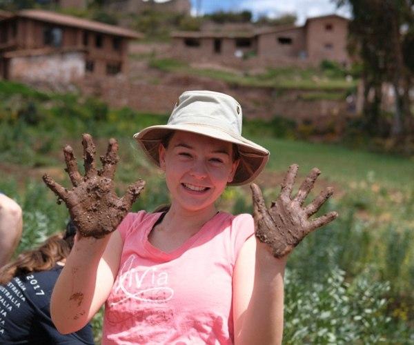 Luxury volunteer vacation Peru