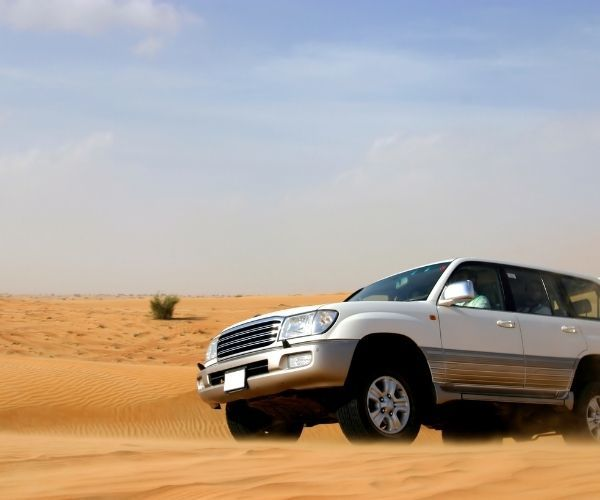 Dune Bashing Jaisalmer