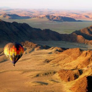 Luxury family volunteer vacation Namibia