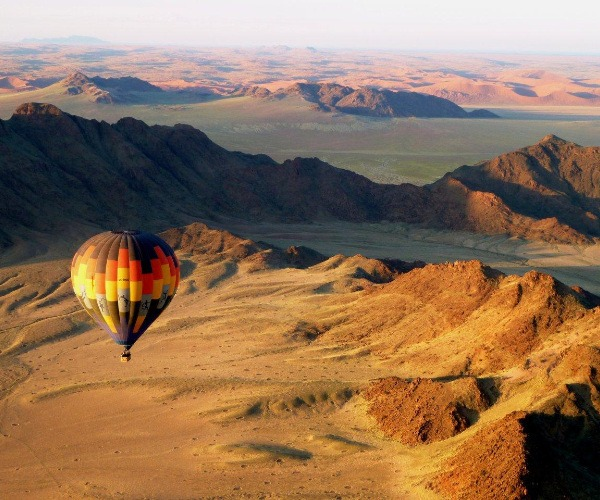 Luxury family volunteer vacation Namibia