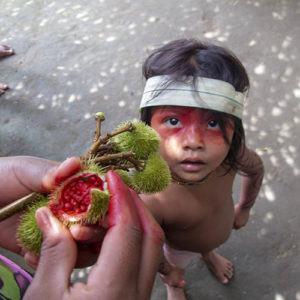 Photograph of the week: Waorani boy, Ecuador