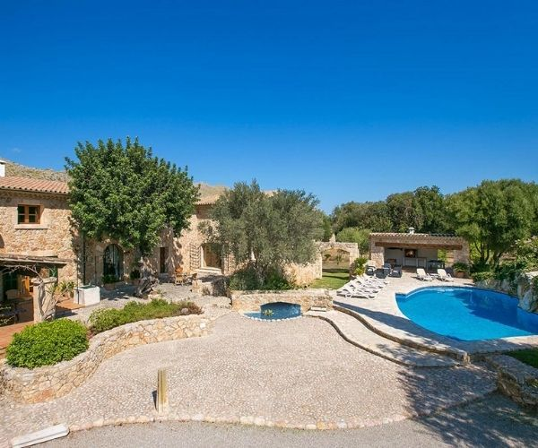 Villa Bennassar in Mallorca