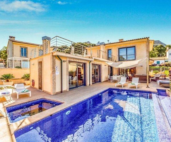 Villa Cavall in Mallorca