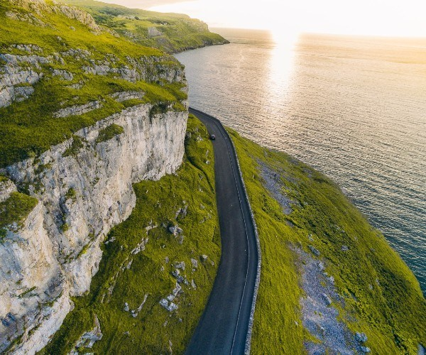 The Great Orme in Llandudno, North Wales