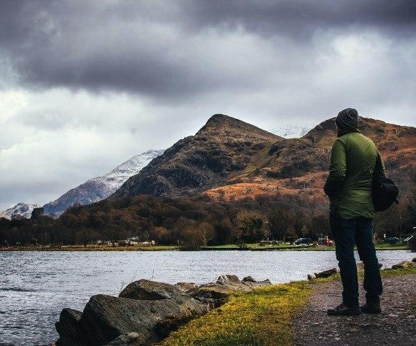 Llanberis in Snowdonia