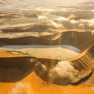 6 reasons to enjoy a private fly-in safari in Namibia