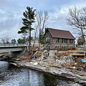 A luxurious weekend getaway in Muskoka Lakes, Ontario, Canada