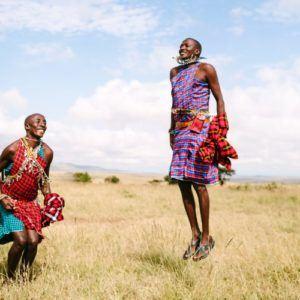 The magic of the Maasai Mara