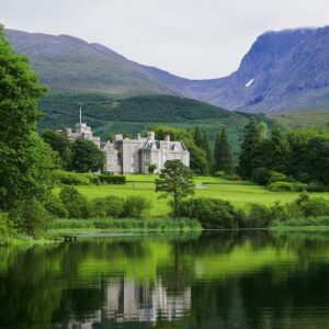 The top 5 castle hotels in Scotland