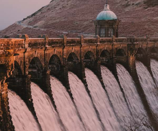 The Elan Valley is one of the premier stargazing regions in the world, when the sun goes down
