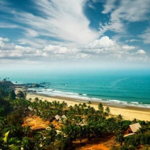 The Konkan belt in Maharashtra - an offbeat Indian beach and fort trip