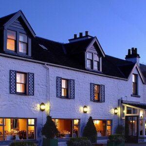 Top 5 hideaway hotels in Scotland