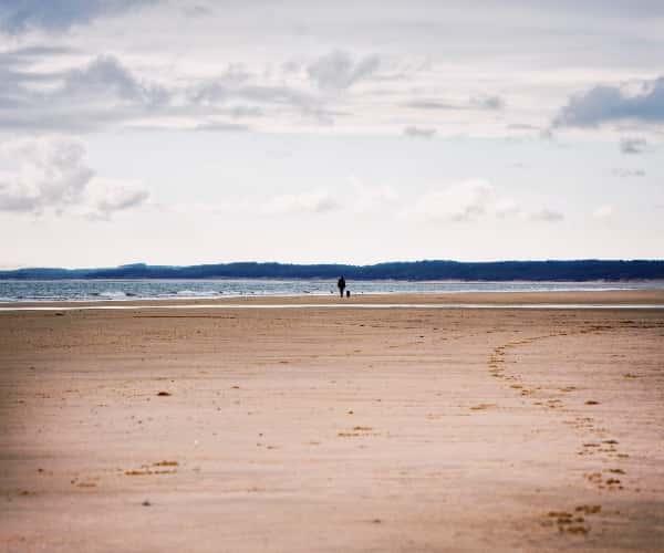 North Wales Beach