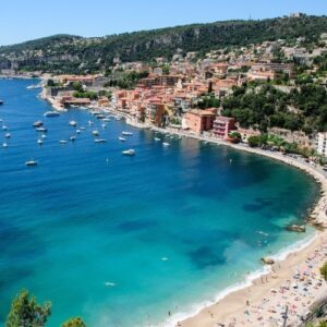 Summer harbour hopping on a French Riviera luxury yacht charter