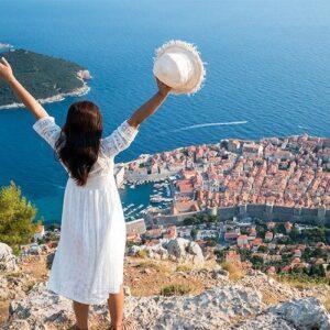 Most instagrammable locations in Dubrovnik region