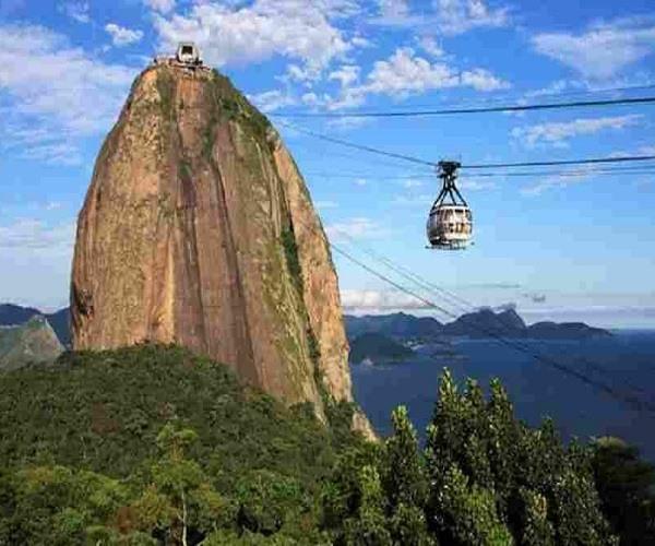 Rio - Cable Car - Sugar Loaf