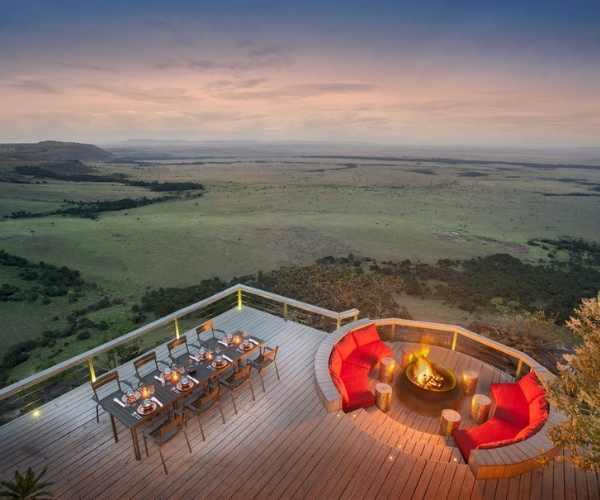 Angama Mara, Kenya