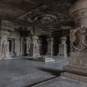 Top 5 caves in India