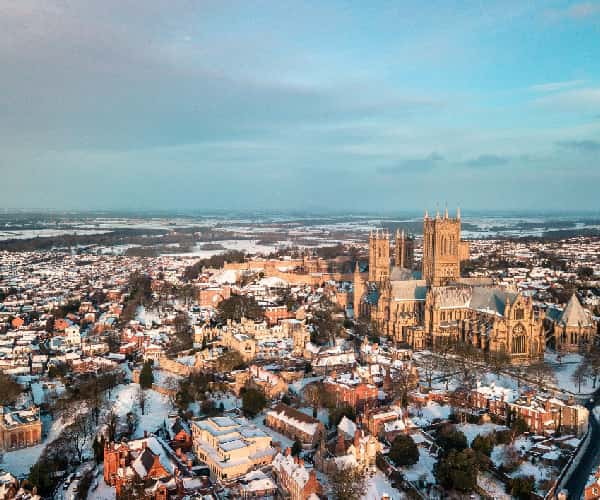 Lincolnshire City of Lincoln - Quality Unearthed