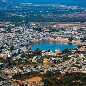 The best luxury stays in Pushkar, Rajasthan, India