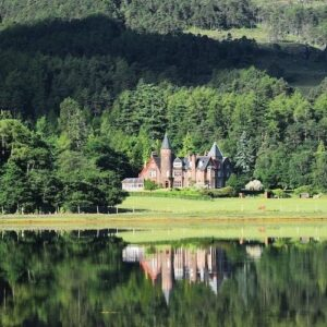 Top 5 country house hotels in Scotland