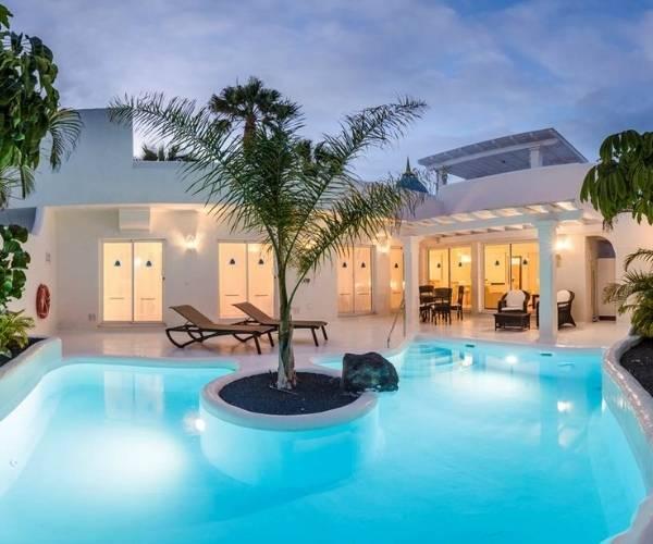 Bahiazul Villas in Fuerteventura