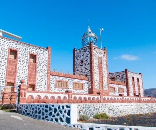 La Entallada Lighthouse in Fuerteventura