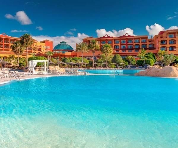 Sheraton Fuerteventura Pool and Facade