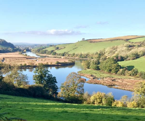 The River Dart Country Park