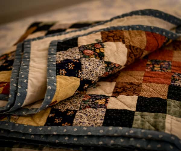 Welsh quilting traditions in Ceredigion