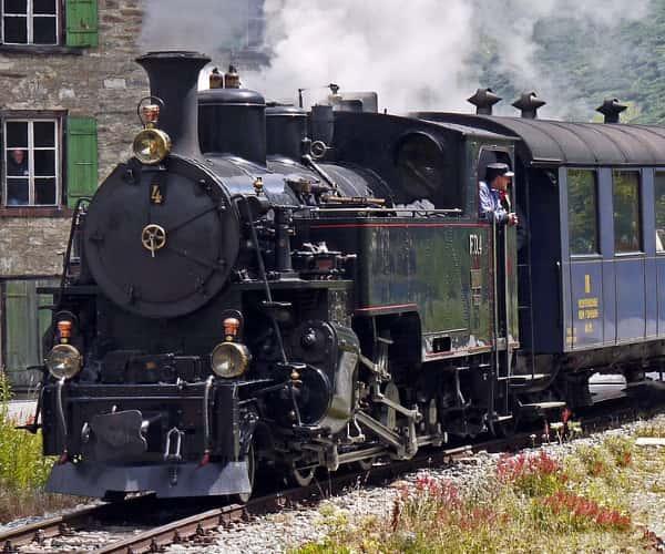 Devon's steam railway heritage