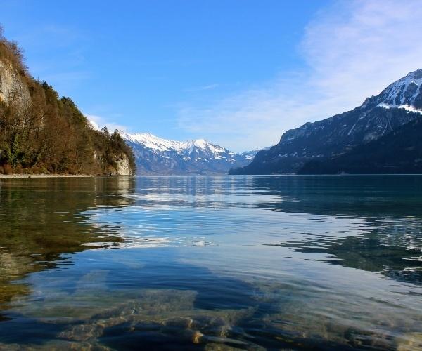 Interlaken - Lake Brienz