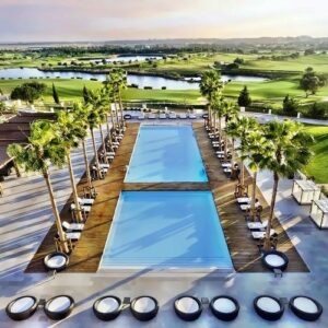 The best 5 luxury resorts in the Algarve