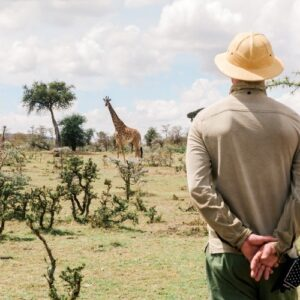 Luxury safari and beach holidays in Kenya - the best of both worlds