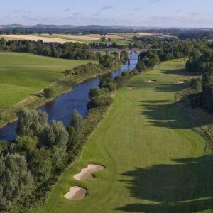 Top 5 golf hotels in Scotland