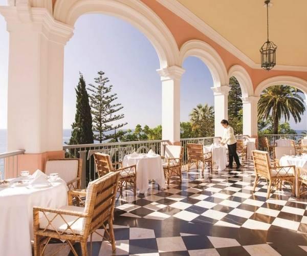 Belond Reids Palace in Funchal