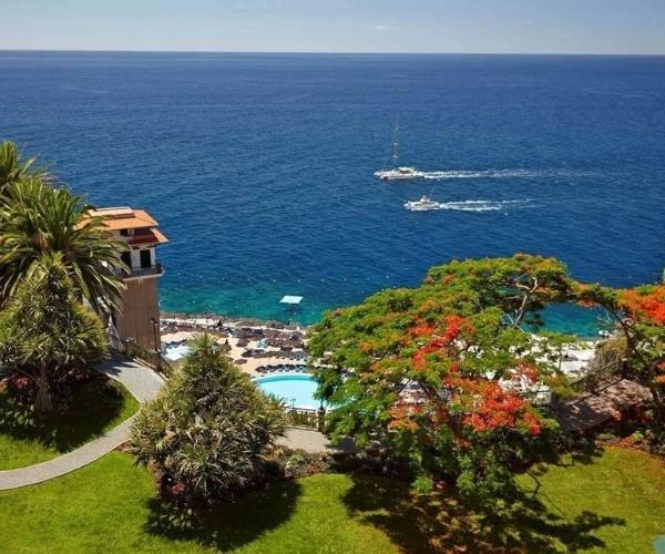 The Cliff Bay Hotel, Funchal