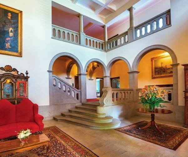 Quinta da Casa Branca in Funchal