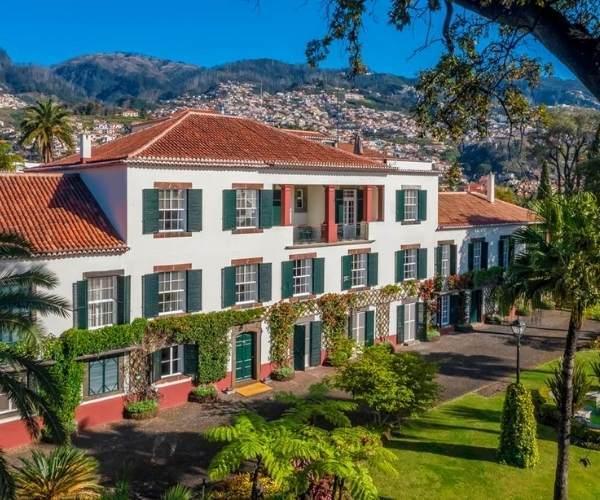 Quinta Jardins do Lago in Funchal