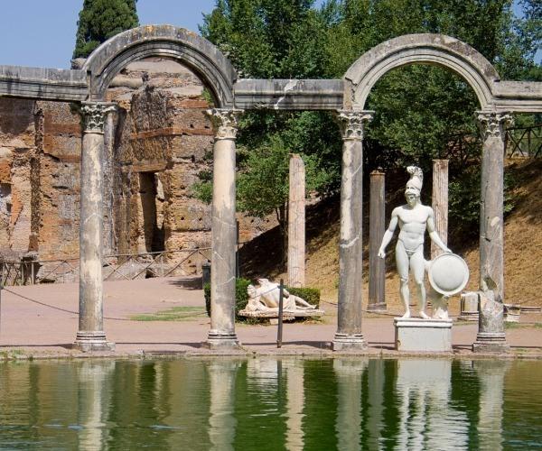 rome hadrians palace