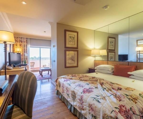 Royal Savoy Bedroom in Funchal
