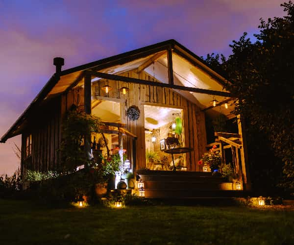 The incredible glamping experience that is Lazy Bear Hideaway